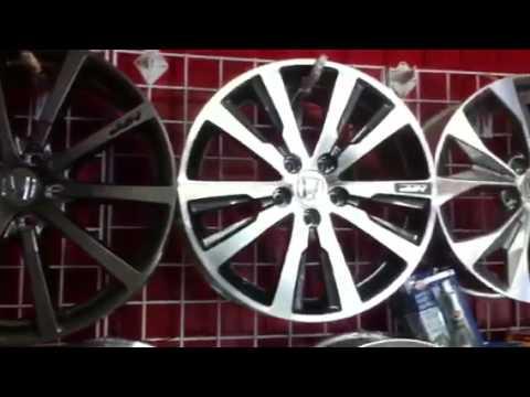 Aros disponibles en Auto Honda - YouTube
