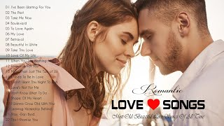 Most Old Beautiful love songs 80's 90's 💖 Best Romantic Love Songs Of 90's 80's
