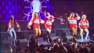 Fifth Harmony Camila's FINAL SONG Work From Home HD! Y100 Jingle Ball Dec 18 2016