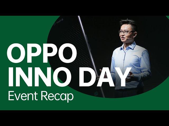 OPPO | OPPO INNO DAY Event Recap