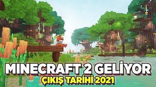 Minecraft 2 2021de Çıkıyor! | (oynanış Videosu Var)