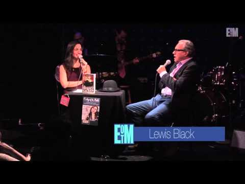 Lewis Black Disputes that Male Comics Get Hit On More
