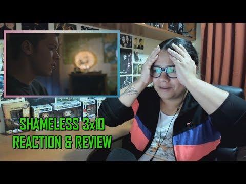 Shameless 3x10 REACTION & REVIEW Civil Wrongs S03E10  JuliDG
