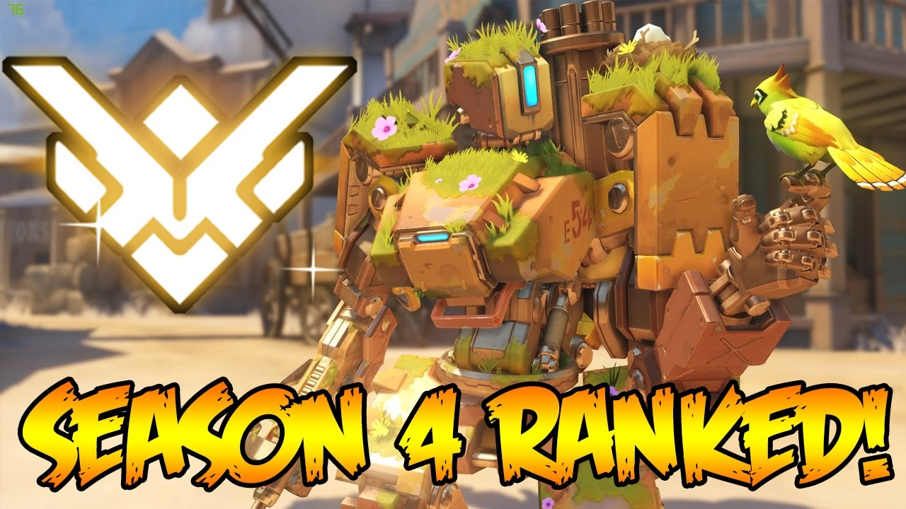 Overwatch ranks explained how to get ranked and what each rank means