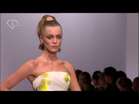 fashiontv - Georges Chakra Spring 2011 Full Show Paris Couture Fashion Week - fashiontv | FTV.com