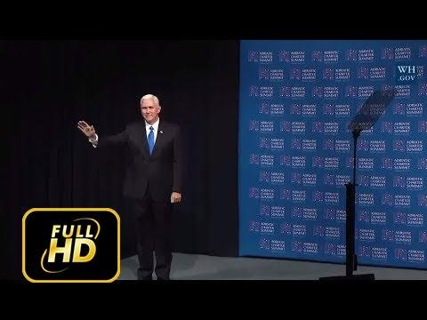 FULL: Vice President Mike Pence Speech at Adriatic Charter Summit and Montenegro PM Filip Vujanovic