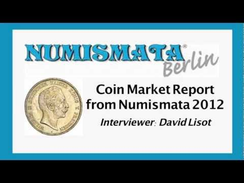 Coin Market Report from Numismata Berlin 2012