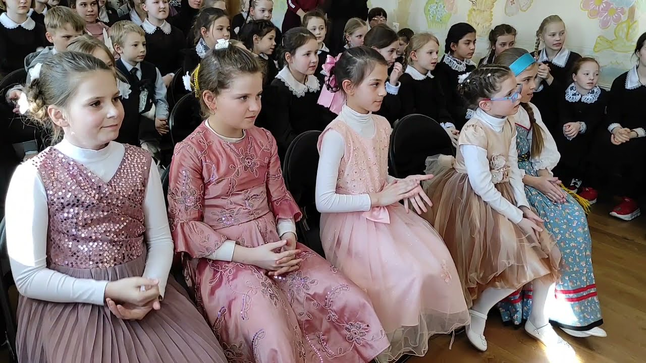 """Неделя классической музыки для детей и юношества в """"Доброй школе на Сольбе"""""""