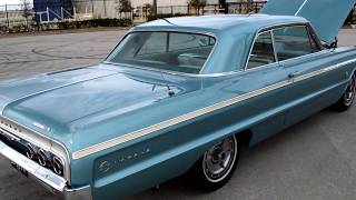 1964 Chevrolet Impala SS 409/425HP - Frank's Car Barn - Buy, Sell and Trade Classic Cars