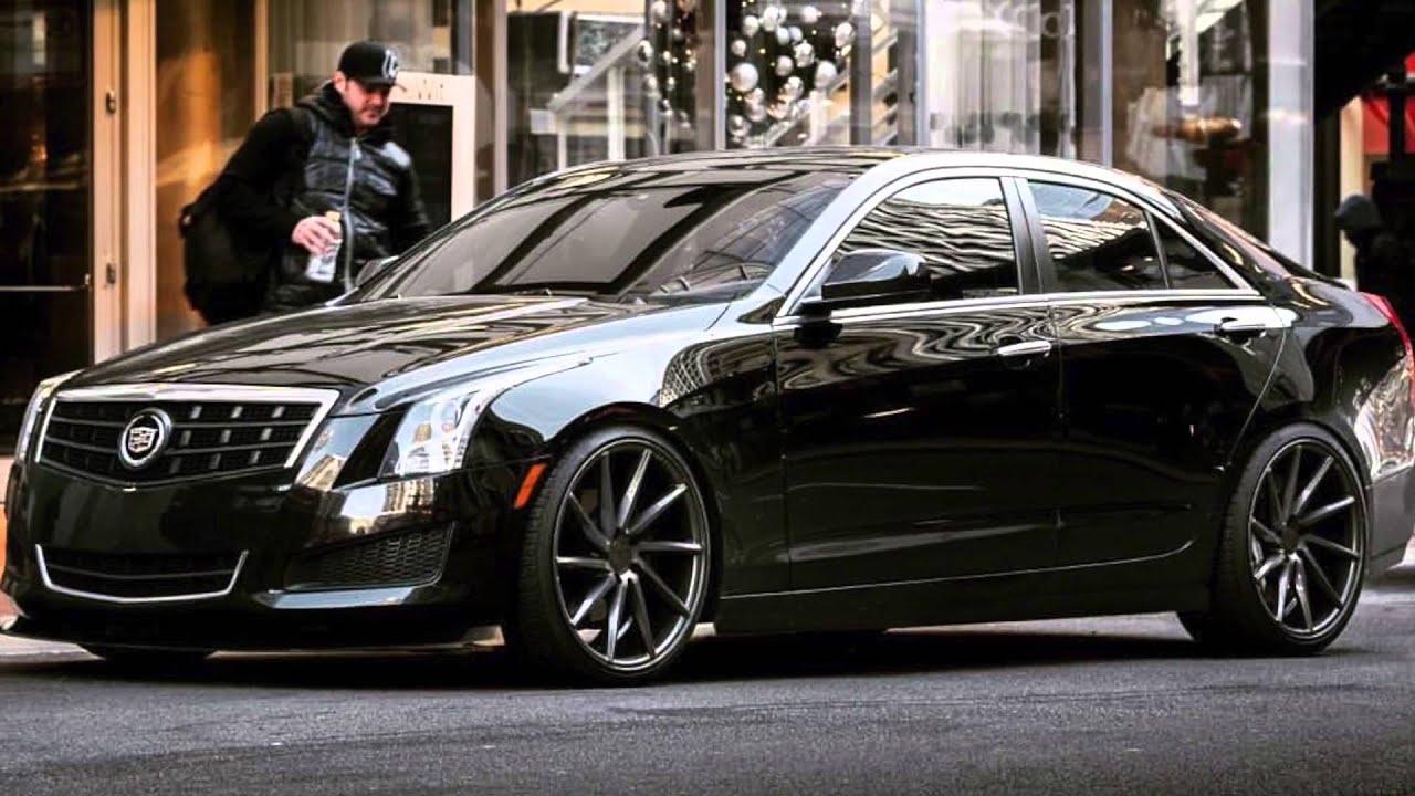 Cadillac Ats Rims >> ZZP ATS Give Away - YouTube