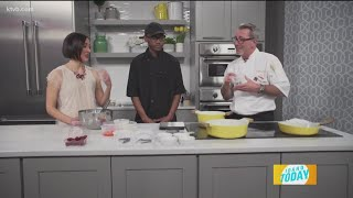 Idaho Today: Life's Kitchen teaches us how to sneak vegetables into Crème Brûlée
