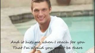Nick Carter I Got You With Lyrics