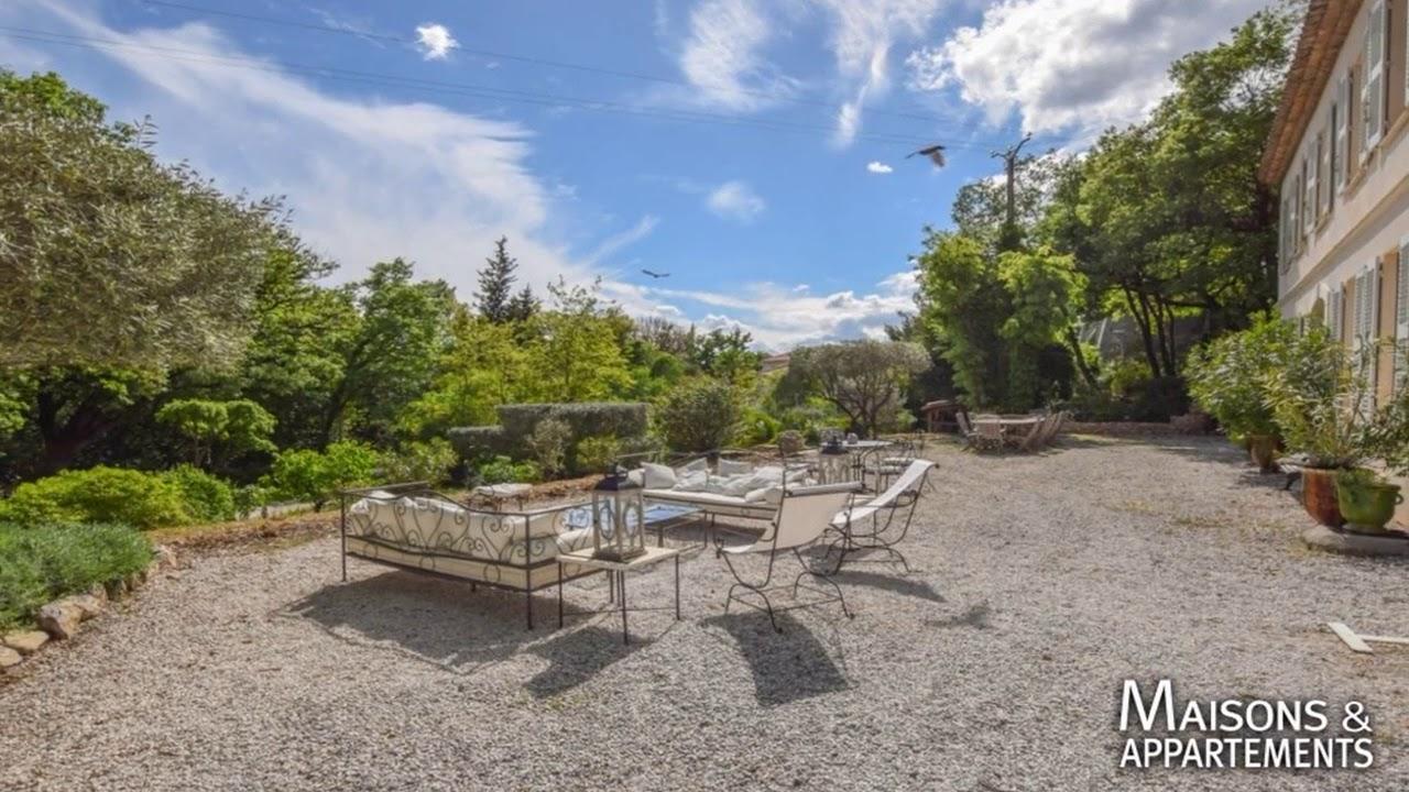 draguignan maison a vendre 830 000 175 m 8. Black Bedroom Furniture Sets. Home Design Ideas