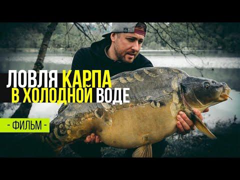 ЛОВЛЯ КАРПА в ХОЛОДНОЙ ВОДЕ. Попали в слом погоды. Открытие сезона 2019