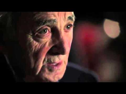 Apik Aroyan and Charles Aznavour - Genocide Interview. مقابلة ابيك ارويان و شارل ازنافور