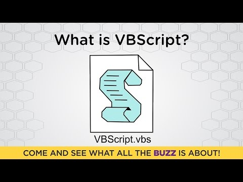 What Is VBScript?