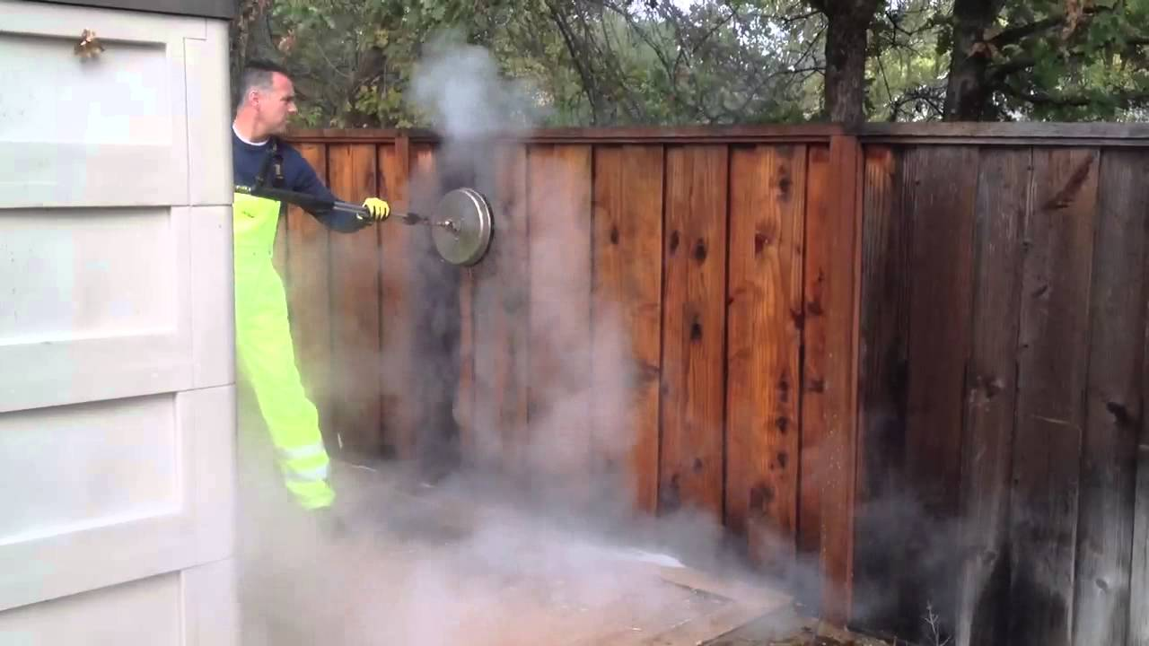 Redwood Fencing Restoration Youtube