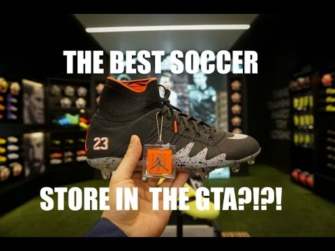 BEST SOCCER STORE IN THE TORONTO ?!?! : In2Sports