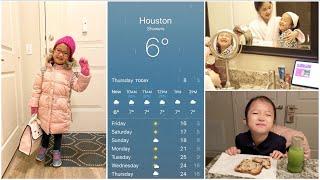 Nhật Ký Đi Học Ngày Mưa Lạnh Cùng Donut ♥ Chải Răng Sáng Tối    mattalehang