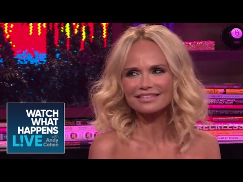 Can Kristin Chenoweth Match That Pitch? | WWHL