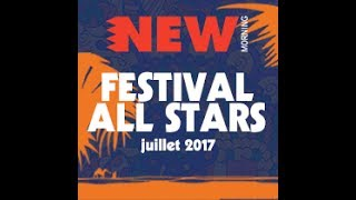 Festival All Stars 2017 - New Morning : les premières dates !