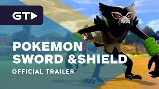 Pokemon Sword & Shield - Official Zarude Reveal Trailer