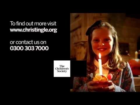 How taking part in Christingle event helps to change children