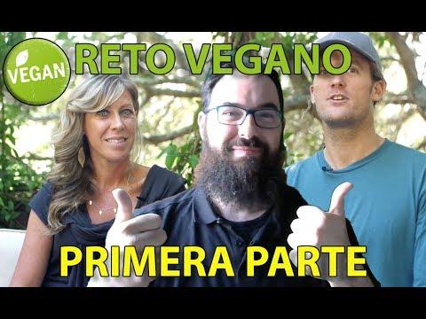 RETO VEGANO #1 - DOY EL PASO