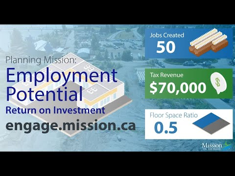 Employment Potential on the Waterfront