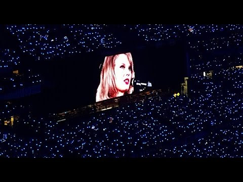 Taylor Swift's Clean Speech - 1989 Tour Atlanta