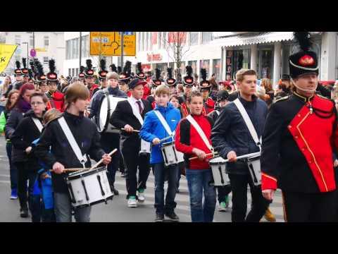 Faschingsumzug in Büdingen