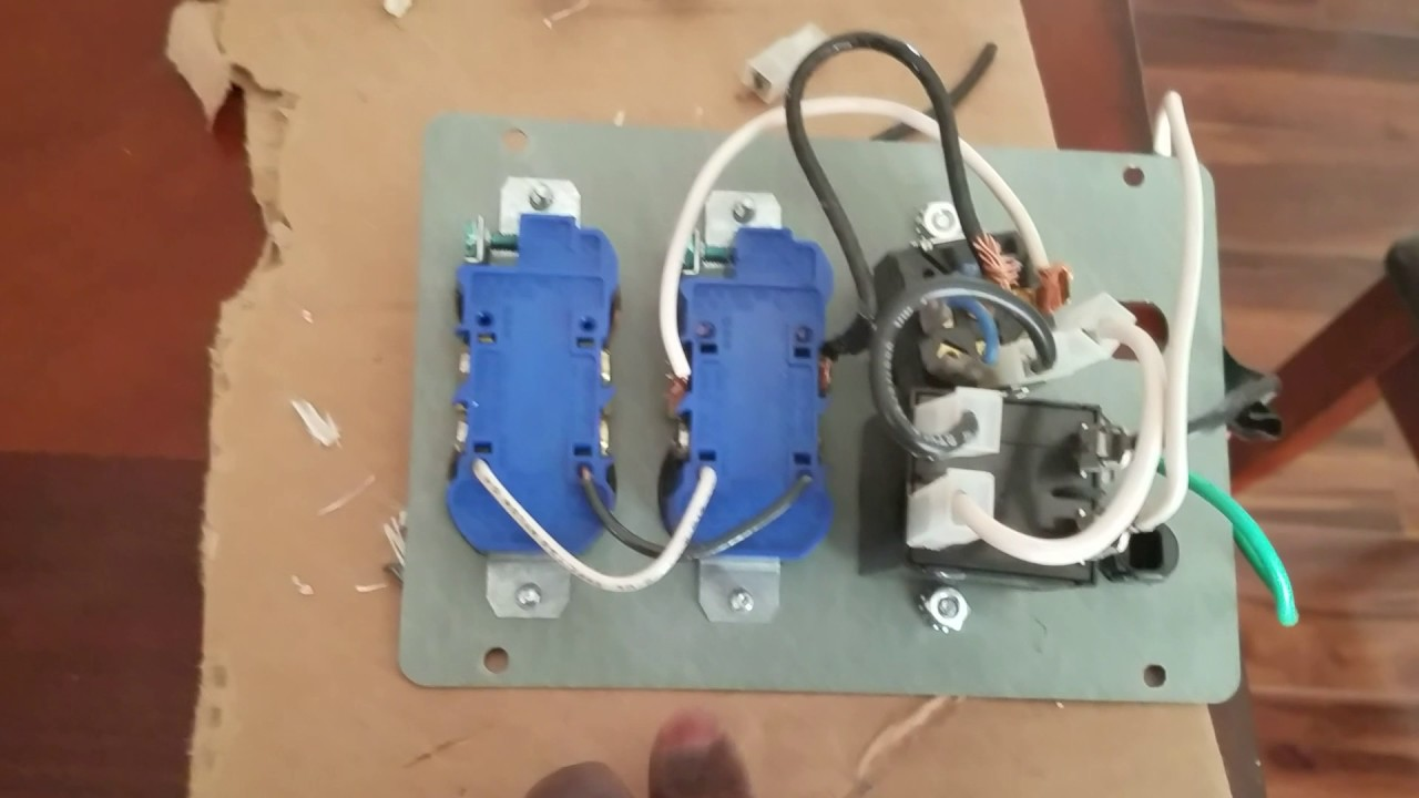 How to install electronic switch for router table youtube how to install electronic switch for router table greentooth Image collections