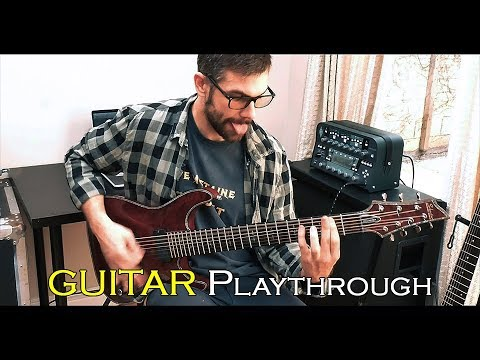 Svet Kant - Labyrinths (of Scorn) (Guitar Playthrough)
