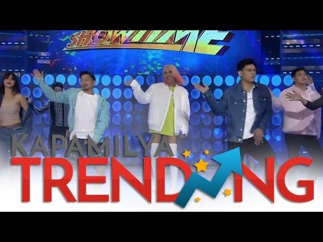Vice Ganda, nag 'Switch It Up' challenge sa kanyang pagbabalik Showtime 😍😱