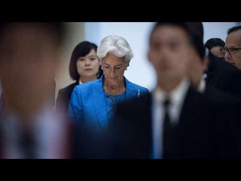 Is the IMF's Neoliberal Base Unraveling?