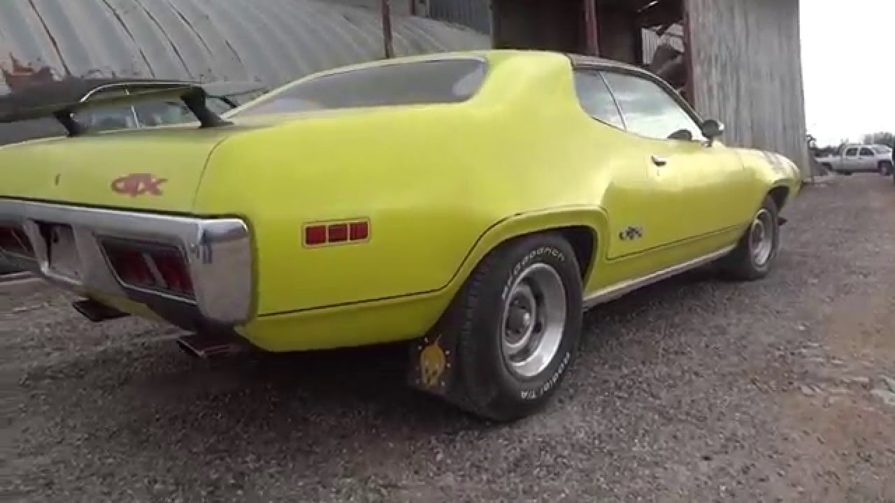 Muscle Car FIND! Mopar, Ford Torino GT, Convertible for sale on the ...