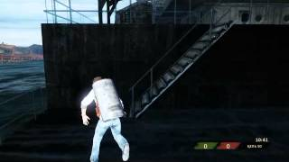 Баг в Uncharted 3 супер секретный гранатомёт (в конце видео).