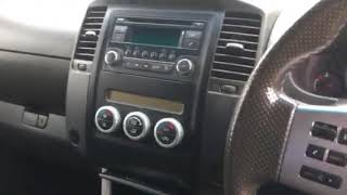 Nissan Navara 2.5 TDCI King Cab