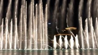 The Dubai Fountain show! Shot on iPhone 7 Plus HD