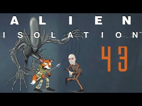 Let's Play Alien: Isolation Part 43 - Initialize the Distribution Conduit