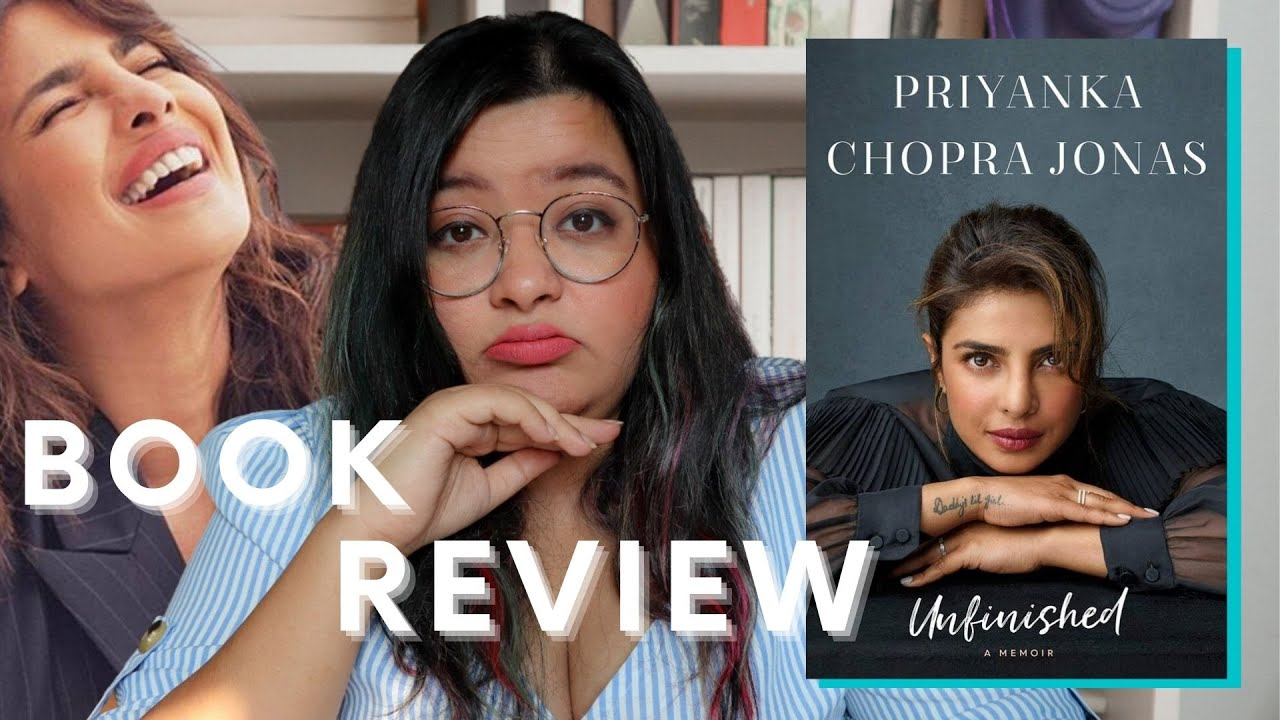 Download I read 'Unfinished' by Priyanka Chopra Jonas and I have thoughts...