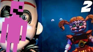 ✅ ФИОЛЕТОВЫЙ ПАРЕНЬ НЕВИНОВЕН №2 -  Five Nights at Freddy's 5: Sister Location Теории и Секреты