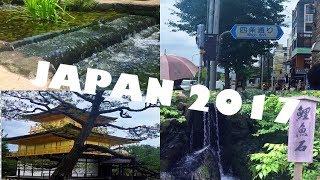Japan Vlog #1 //Osaka, Kyoto + more