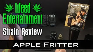 Apple Fritter - Hybrid - by Fresh Baked - Strain Review - from Connected Cannabis, Long Beach, Ca