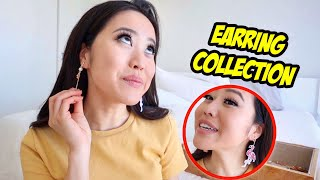 I spent $200 on earrings... and my ears aren't even pierced A HAUL