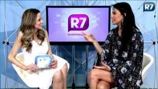 Anuska Prado - Entrevista para R7