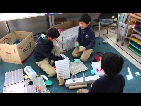 Daegu International School Art Department
