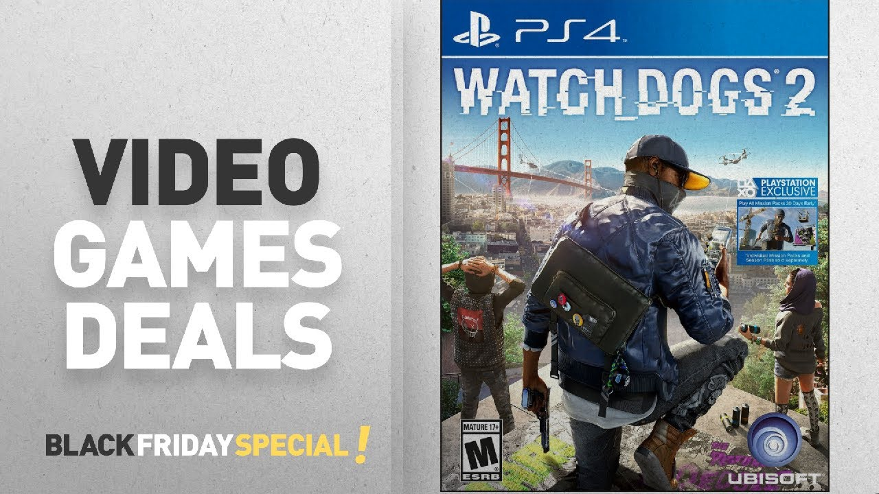 Playstation 4 & Xbox One Video Games // Target Black