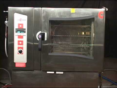 Lainox 10 Grid Combination Oven On Steam By Geoff Rodgers