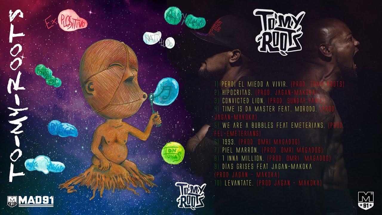 Tomy Roots - Time is da Master ft. Morodo (prod. Jagan Makoka) · #ToMyRoots 🔥🔊